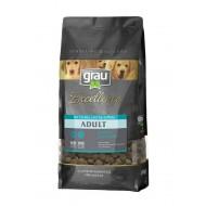 Grau Excellence ADULT su upėtakiu 1,5 kg