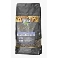 Grau Excellence JUNIOR  su kalakutiena 1,5kg sausas pašaras