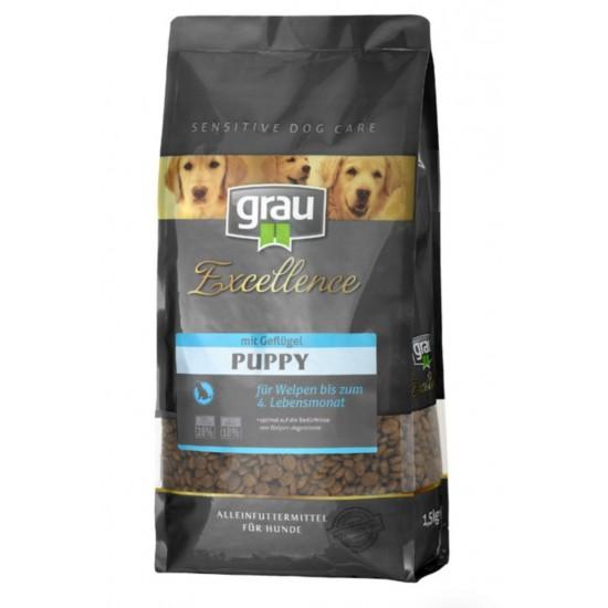 Grau Excellence PUPPY 1,5 kg sausas pašaras