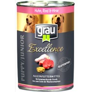 Grau Excellence PUPPY / JUNIOR