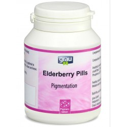 Elder Berry Pills pigmentui 200 tb