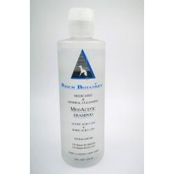 Les Poochs Botanique MedAcetic Shampoo šampūnas 236ml