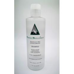Les Poochs Botanique HypoAllergenic Shampoo šampūnas 236ml